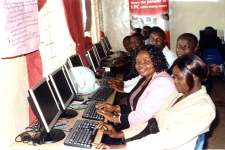 OTRELEC – OPEF Training, Resource and Learning Centre
